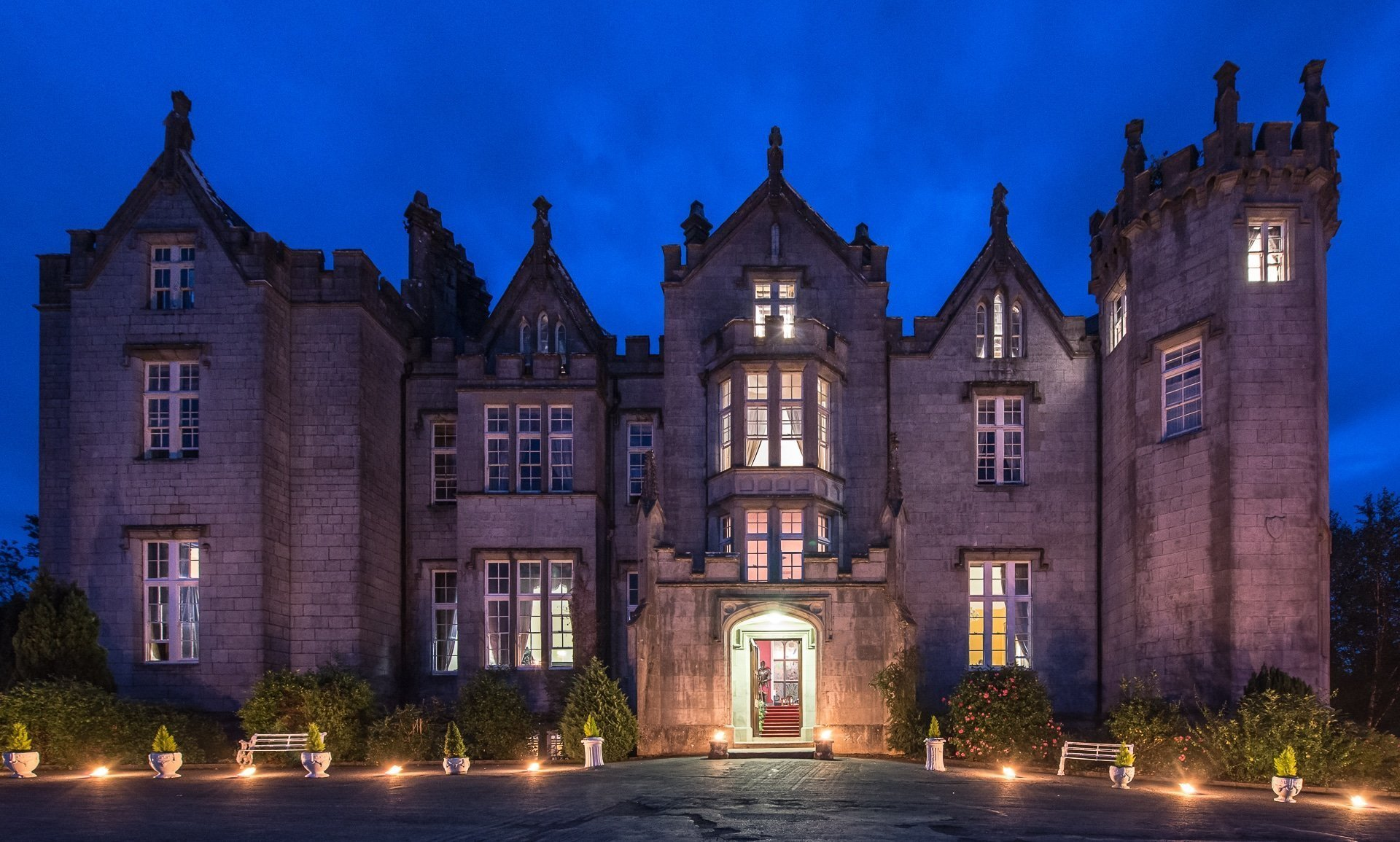 Hotel Photography - Kinnitty Castle