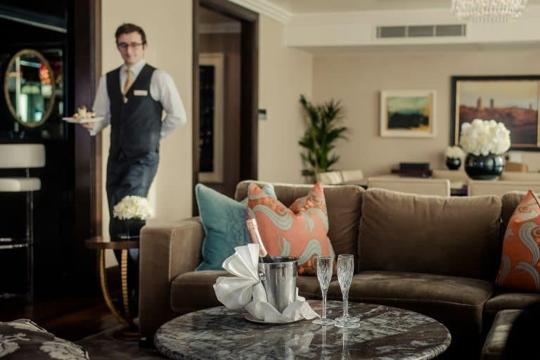 Westbury Hotel Presidential Suite_1